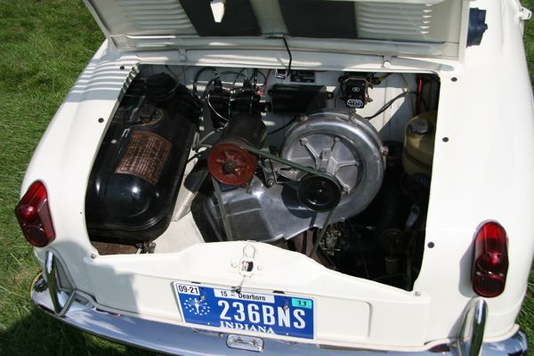 worldmeet vespa 400 engine