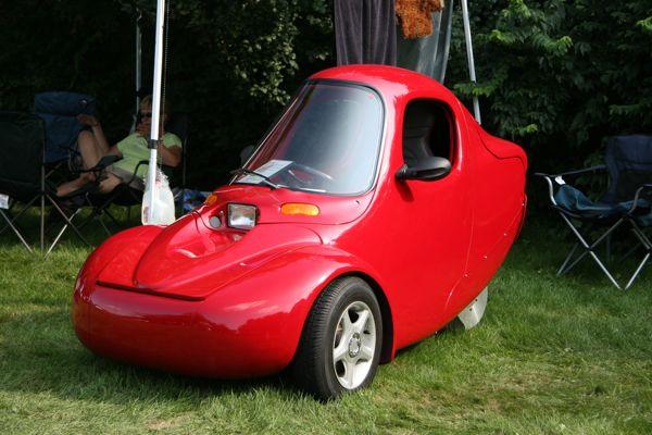 worldmeet red microcar