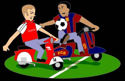 Gooners vs Barça?