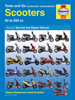 Haynes Scooter Manual