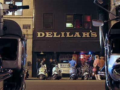 ModChicago Allez Cats reunion at Delilah's