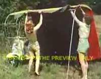 Lambretta tent