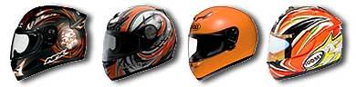 Orange Helmets