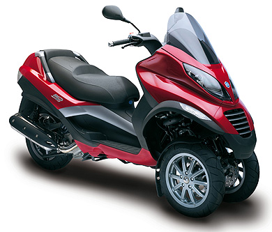 piaggio mp3 400 ie : 2strokebuzz