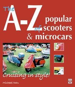 The A-Z of Popular Scooters and Microcars, Cruising with Style