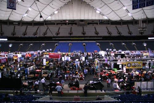 The RCA Dome, Dealer Expo 2008