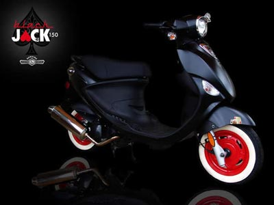 Blackjack moped las vegas