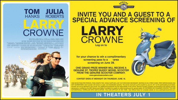 "larry crowne 2011. Get To Know ""Larry Crowne"""