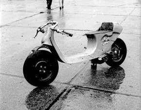 Vespa Sprinter, Northweald 1965